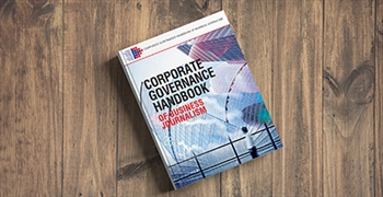 The Corporate Governance Handbook for Business Journalism